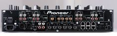 Pioneer DJM2000 Rear Panel  Looks, smells and feels Pro !