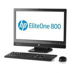 "EliteOne 800 G1 23"" AIO i5-4590S 3.0 Ghz 4GB,1TB + 8GB SSHD, Win10"