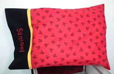 Custom Made / Monogrammed / Personalized Red by marshmallowdream, $28.00