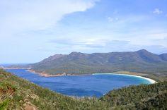 Wineglass Bay, Freycinet