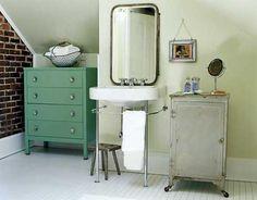 28 Rustic Bathroom Ideas