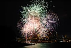 Les Grands Feux Loto, Quebec City, 8/6 -8/24/16 every Wed. and  Sat. on St. Lawrence River, in front of Chateau Frontenac