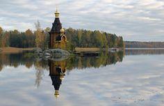 Вуокса, Ленинградская область,