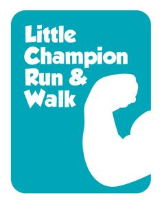 Our logo for our event in memory of Nolan and in support of The Stollery Chidren's Hospital.  www.littlechamprun.com