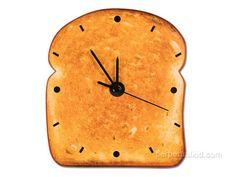 Funny Clocks Www Justforclocks Toaster Cute Clock Cool Unique