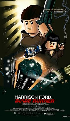 Legopedia ~ Blade Runner | by polywen