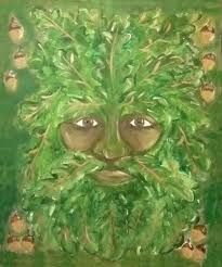 Image result for the green man