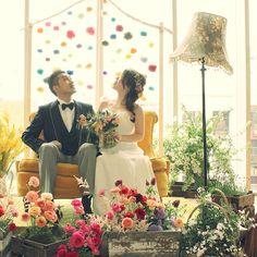 Stage/髙砂 / crazy wedding /