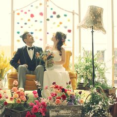 Stage/髙砂 / crazy wedding / ウェディング / 結婚式 / オリジナルウェディング/ オーダーメイド結婚式/ at home / アットホーム