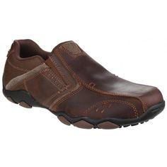 Diameter Valen Slip On Dark Brown Dark Brown Shoes, Mens Trainers, Skechers, Slip On, Sandals, Shopping, Fashion, Men's Tennis Shoes, Moda