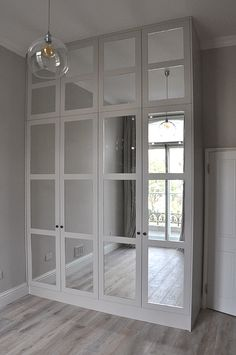 Wardrobe and Cabinet Maker, Furniture Maker, Professionally spray painted, London. Fitted wardrobes,