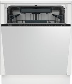 Beko DIN 28330 - 0 Fully Integrated Dishwasher, Built In Dishwasher, Place Settings, Washing Machine, Kitchen Appliances, Building, Energy Star, Top, Products