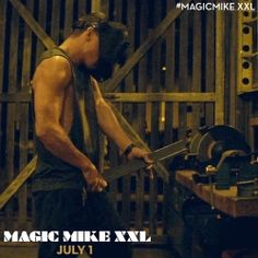 Watch as Channing Tatum brings it back for a second time and see how Mike's magical moves create all the sparks. Catch all the action when #MagicMikeXXL hits theaters beginning July 1st. You can thank us later.