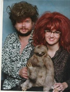 Tips for going to get a professional portrait taken. Nailed it.