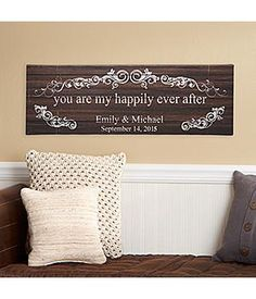 50th wedding anniversary quote - you are my happily ever after