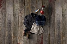 KADOW SWEATER, GRAYLING SHIRT, BUCKLAND PANT, BACK-TO-BERKELEY BOOT 68. #mountainheritage