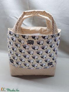 Baris Gyermek kistáska (Melilaura) - Meska.hu Bari, Burlap, Reusable Tote Bags, Hessian Fabric, Canvas