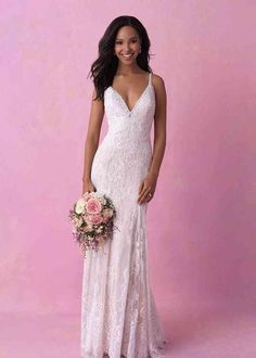 Elegant Wedding Dress, Bridal Wedding Dresses, Wedding Dress Styles, Dream Wedding Dresses, Designer Wedding Dresses, Bridesmaid Dresses, Lace Wedding, Mermaid Wedding, Prom Dresses