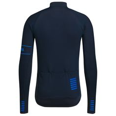 Pro Team Long Sleeve Thermal Jersey | Rapha Thermal Winter Cold Weather Riding Jersey | Rapha