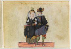 Le costume en France au temps des Valois 4e quart 16e siècle