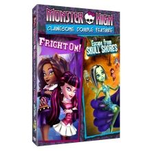 MONSTER HIGH®: Clawesome Double Feature DVD - Shop.Mattel.com