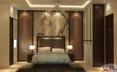 Here you will find photos of interior design ideas. Get inspired! Master Bedroom Wardrobe Designs, Bedroom Cupboard Designs, Bedroom Cupboards, Modern Bedroom, Bedroom Decor, Bedroom Ideas, Hotel Apartment, Furniture Design, New Homes