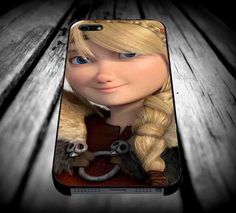 Astrid How To Train Your Dragon for iPhone 4/4s/5/5s/5c/6/6 Plus Case, Samsung Galaxy S3/S4/S5/Note 3/4 Case, iPod 4/5 Case, HtC One M7 M8 and Nexus Case **