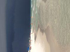 Storm brewing in Destin, Florida