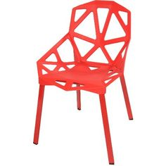 Cadeira Penélope Chair One - Konstantin Grcic - Design - R$ 225,39
