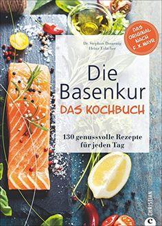 Säure Basen Balance: Die Basenkur - Das Kochbuch. 130 genussvolle Rezepte für jeden Tag. Einfacher Einstieg oder neue Inspiration für die basische Ernährung mit Rezepten für das ganze Jahr. von Dr. Stephan Domenig http://www.amazon.de/dp/3862447502/ref=cm_sw_r_pi_dp_KvA3vb0JDP01S