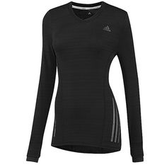 adidas climacool running t-shirt - womens