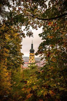 https://flic.kr/s/aHskNhR9gs   Deggendorf Bayern   Goldener Herbst in Bayern