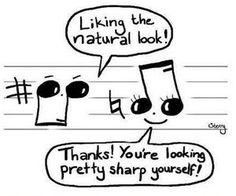 More pun with music!  #puns #funny #words #English