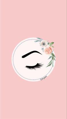 Instagram Brows, Instagram Logo, Instagram Design, Makeup Illustration, Makeup Artist Logo, Beauty Lash, Insta Icon, Angel And Devil, Simple Wallpapers