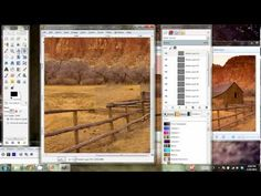 ▶ GIMP Tutorial - Removing an Object from an Image - YouTube