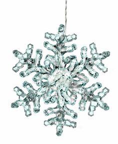 Use of snowflakes in Christmas Decoration | Decorazilla Design Blog