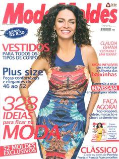 Revista Moda Moldes / janeiro 2014 Zeket / shoes