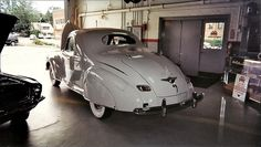 1941 Lincoln Zephyr V12 Maintenance/restoration of old/vintage vehicles: the material for new cogs/casters/gears/pads could be cast polyamide which I (Cast polyamide) can produce. My contact: tatjana.alic@windowslive.com