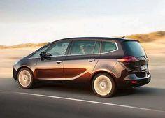 2018-2019 Opel Zafira Tourer — new minivan from 2018-2019 Opel