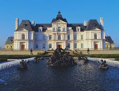 French Chateaus | Staying at a French chateau