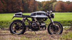 Return of the Cafe Racers: Wheels of fortune - Wimoto Ducati 900SS