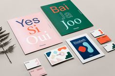 Madrid-based design studio Tata&Friends created the modern brand identity for Plazida, a coworking space for digital nomads. The branding has a youthful and fun aesthetic featuring floating geometric shapes in a colour scheme of light pastels and contrasting bold primary shades. Their creative approach as well as multilingual posters reflect the brand's worldly and forward-thinking …