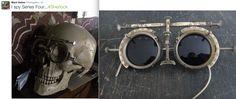Soldier Spy, Mark Gatiss, Baker Street, Sherlock Bbc, Eye Glasses, 19th Century, Round Sunglasses, Steampunk, Lens