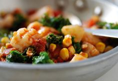 Fish & Kale Creole | Discover Kale