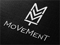 MOVEMENT Logo concept on Behance