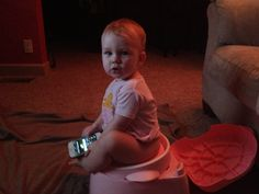 5 Steps for Gently Potty Training a One-Year-Old