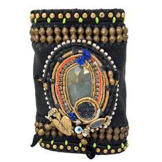 Saturnine night De Petra Signature Bracelet