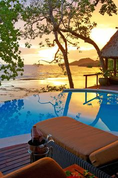 Namale the Fiji Islands Resort & Spa - Fiji - A haven for honeymooners and couples, the adults-only Namale offers plenty of romance.