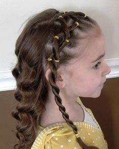 Peinados y Cortes de Hoy: Peinados para niñas 2013/2014