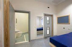 Modern Mental Hospital Room In psychiatric hospitals.